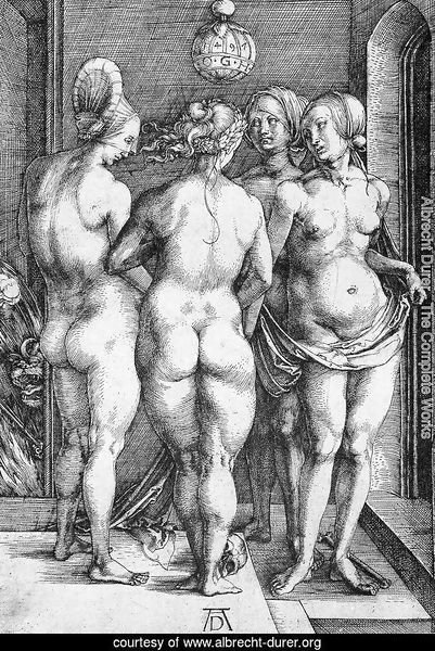 The Four Witches (or Judgment of Paris)
