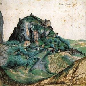 Albrecht Durer - View of Arco
