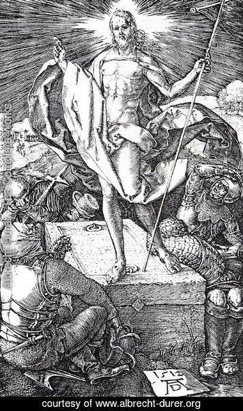 Albrecht Durer - Bearing Of The Cross 2
