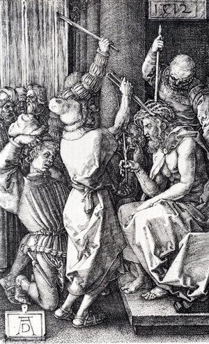 Albrecht Durer - Christ Before Caiaphas