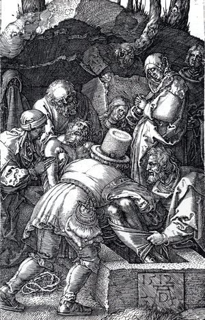 Albrecht Durer - Christ Before Pilate