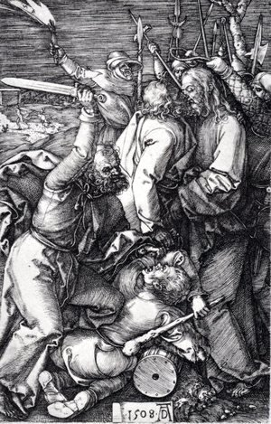 Albrecht Durer - Harrowing Of Hell
