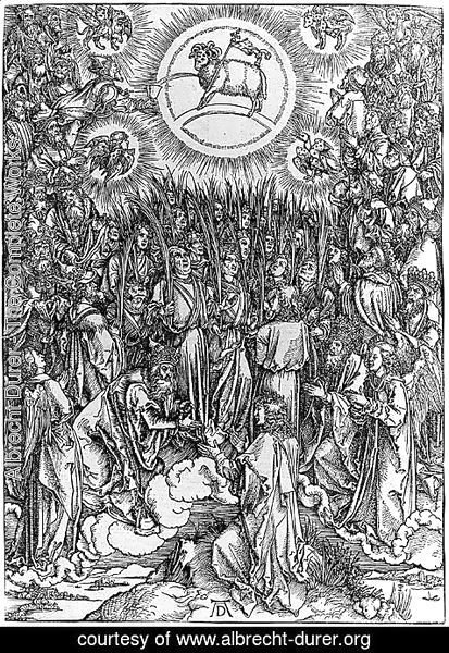 Albrecht Durer - Hymn to the Chosen