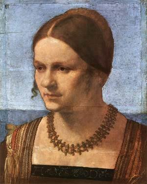 Albrecht Durer - Portrait of a Venetian Woman