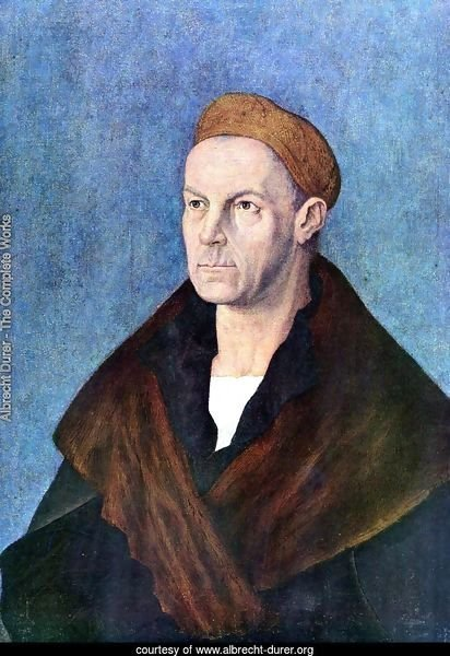 Portrait of Jakob Fugger 'the Rich'