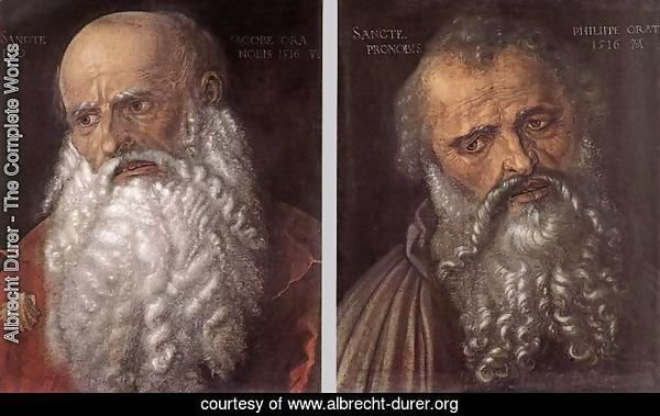 The Apostles Philip and James