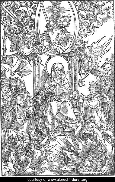Illustration to Revelationes Sancte Birgitte 3