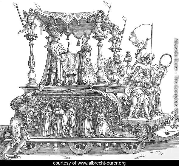 The Small Triumphal Car or the Burgundian Marriage 2