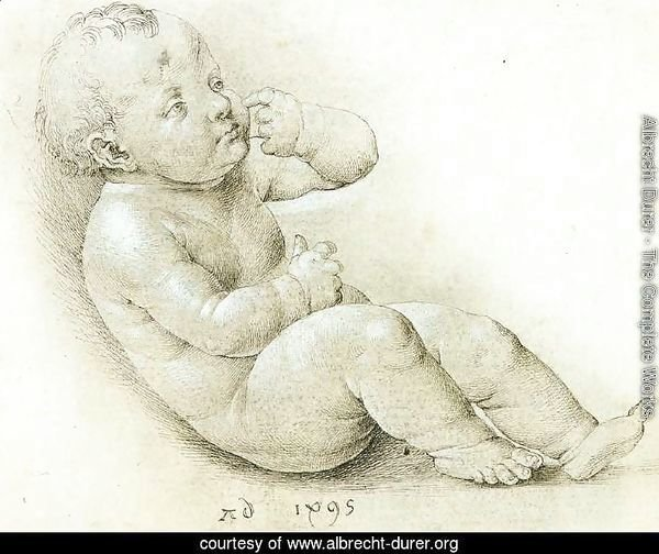 Study of the Christ Child