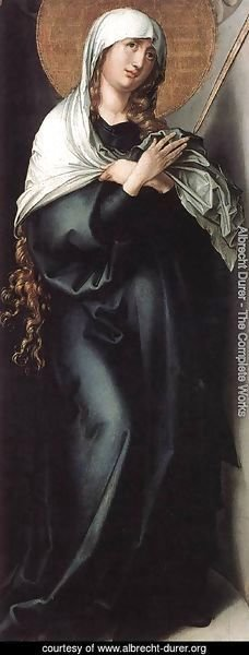 Albrecht Durer - The Seven Sorrows of the Virgin Mother of Sorrows