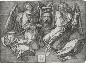 Albrecht Durer - The Sudarium Held By Two Angels