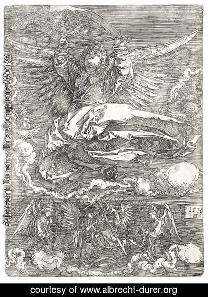 Albrecht Durer - The Sudarium Held By One Angel