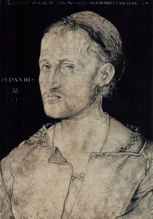 Albrecht Durer - Hans the Elder Portrait Burgkmair
