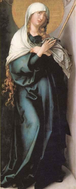 Albrecht Durer - The Sorrows