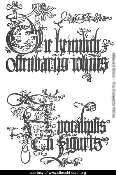 Title page to the edition of 1498