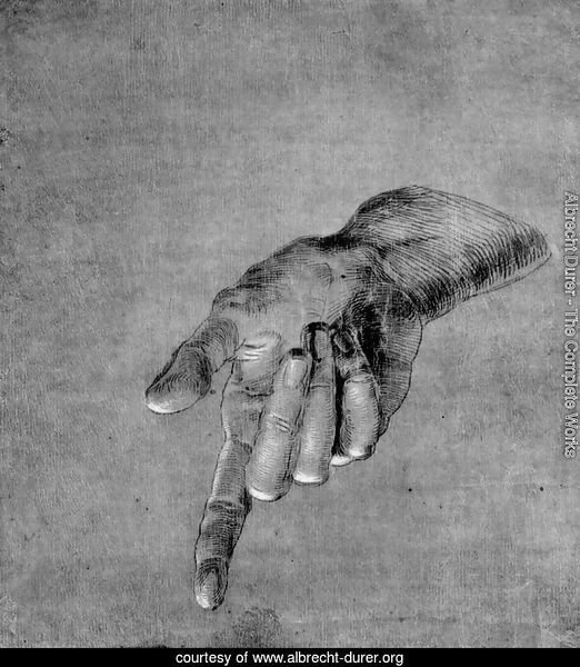 Right Hand of an Apostle