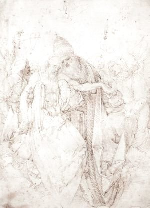 Albrecht Durer - The Holy Trinity
