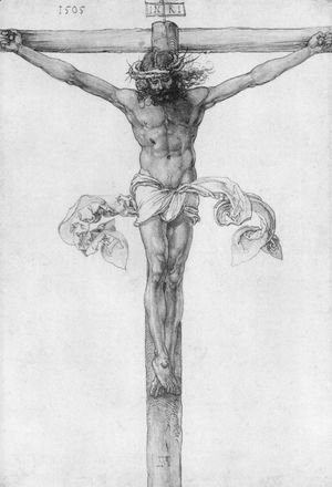 Albrecht Durer - Christ on the Cross
