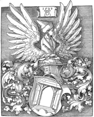 Coat of Arms of the House of Durer