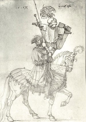 Albrecht Durer - The Trophy Bohemia