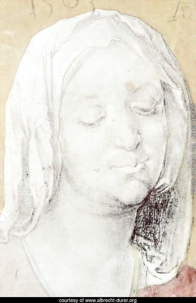 Head of Mary 2