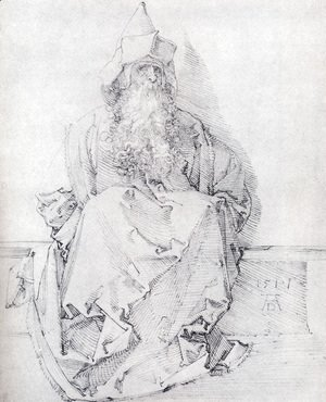 Seated Prophet