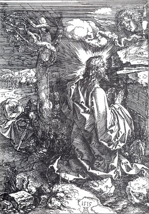 Albrecht Durer - Agony In The Garden