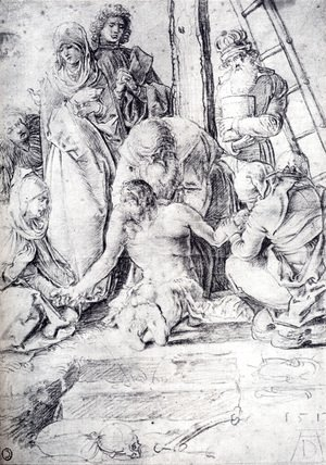 The Lamentation 1513