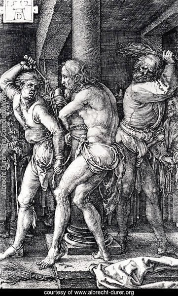 Flagellation (Engraved Passion)