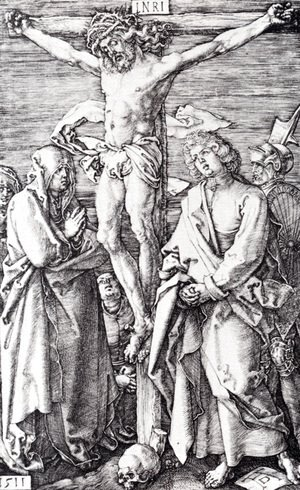 Crucifixion (Engraved Passion)
