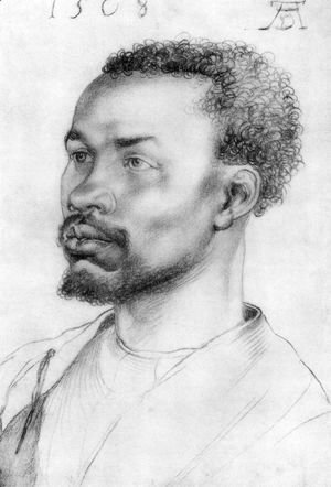 Albrecht Durer - Head Of A Negro