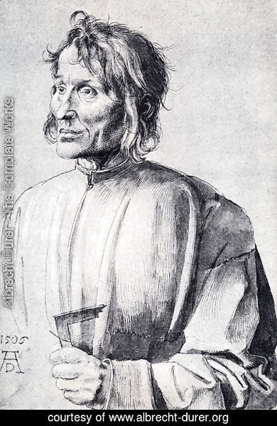 Albrecht Durer - The Architect Hieronymus Of Augsburg