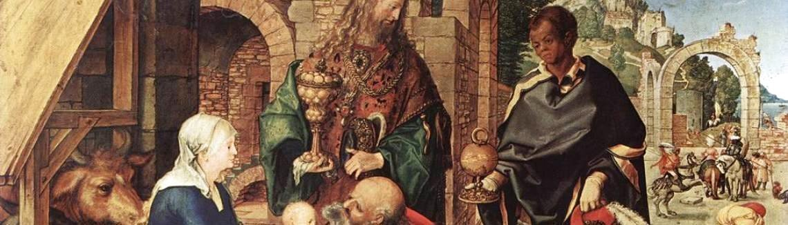 Albrecht Durer - Adoration Of The Magi